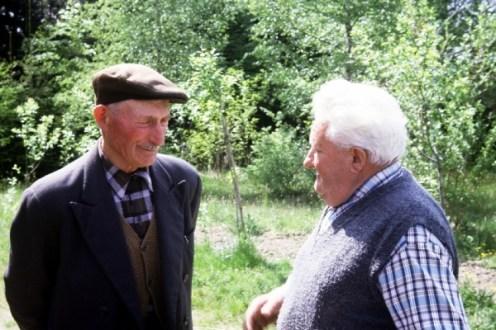 Martial Ceppe et François Roussel