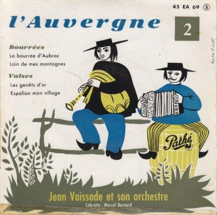 D0005 45t Jean Vaissade