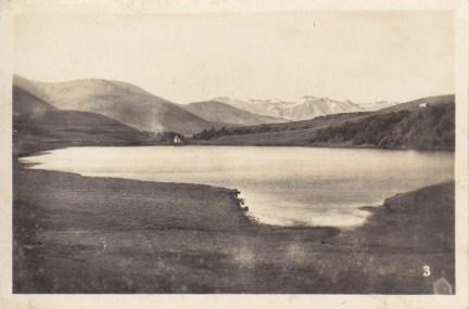 Paysage Lac du Guérie