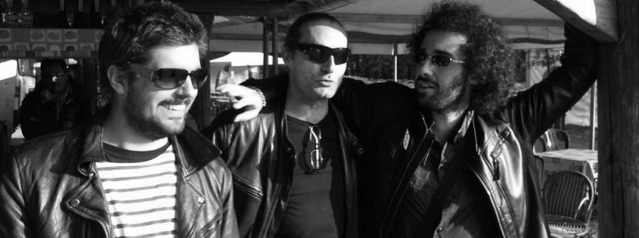 """""""Patrick Bouffard en Trio"""" : avec R. Villeneuve et R. Maurel"""