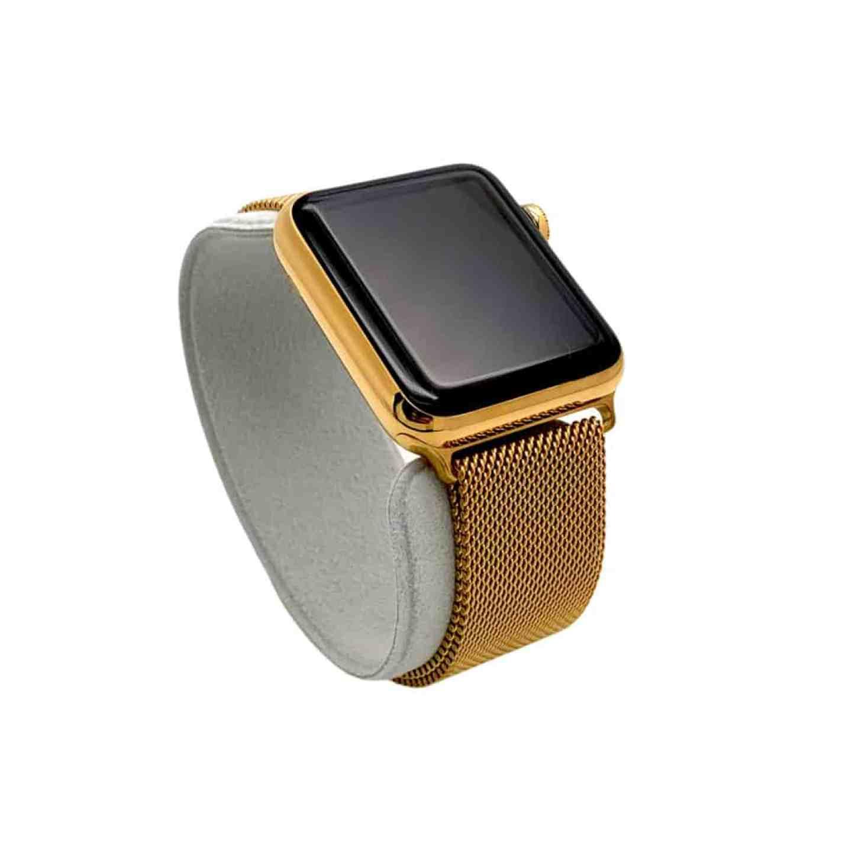 goldene Apple Watch