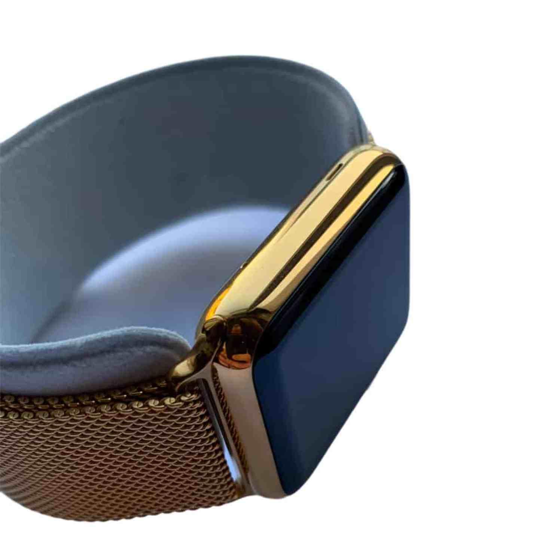 Apple Watch vergolden lassen