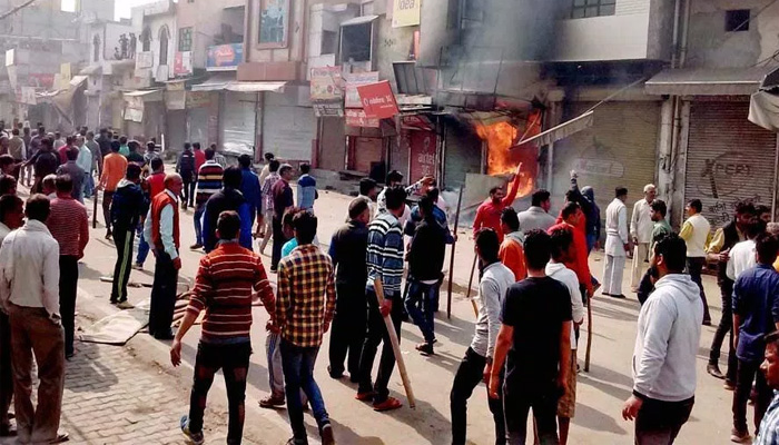 Jat Agitation Haryana-Laffaz Media