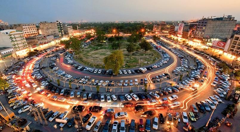 Liberty Market Lahore - Laffaz Media
