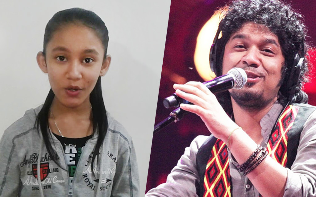 The Papon Kiss Controversy Laffaz