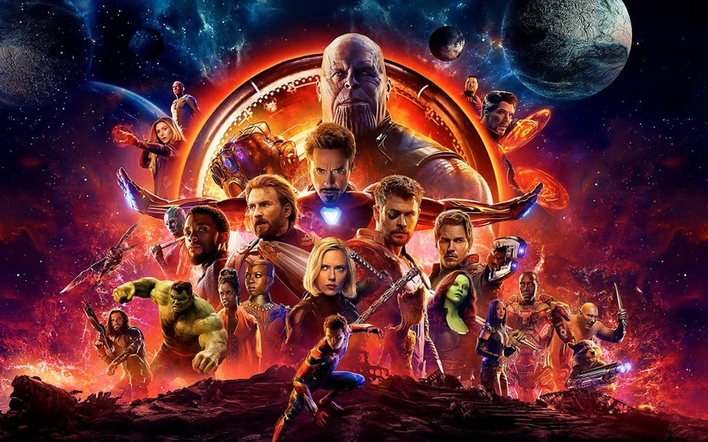 Avengers Infinity War - The Dabble in Dubbing