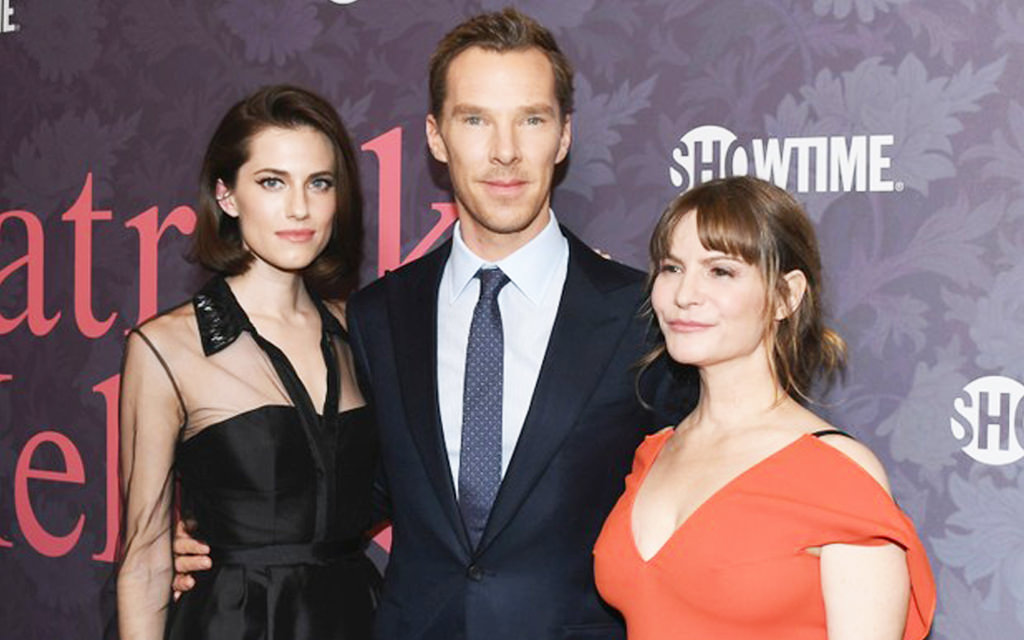 BENEDICT CUMBERBATCH DEMANDS EQUAL PAY FOR FEMALE CO-STARS