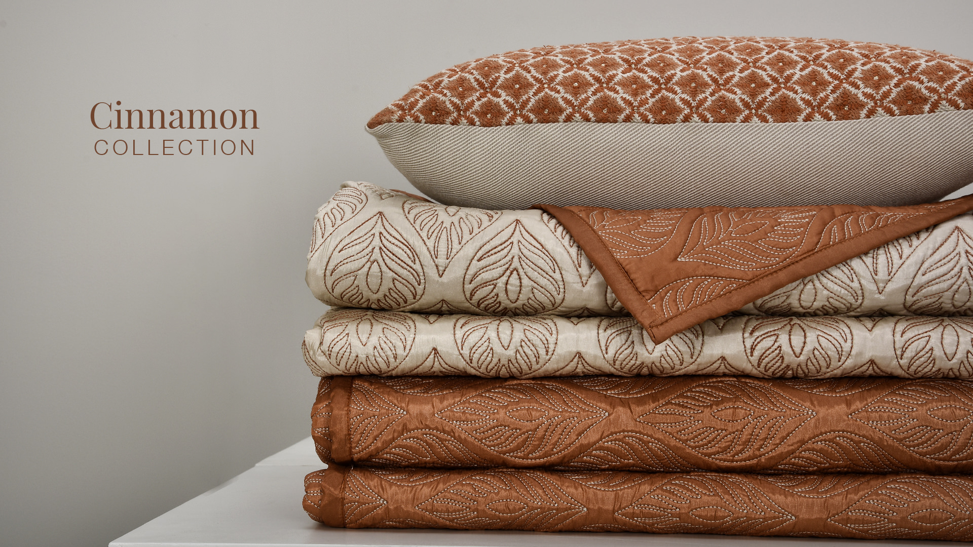 Address Home Cinnamon Collection - Laffaz