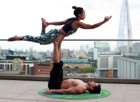 SWEET AND SWEAT - 7 Fitness Activities Couples Must Try