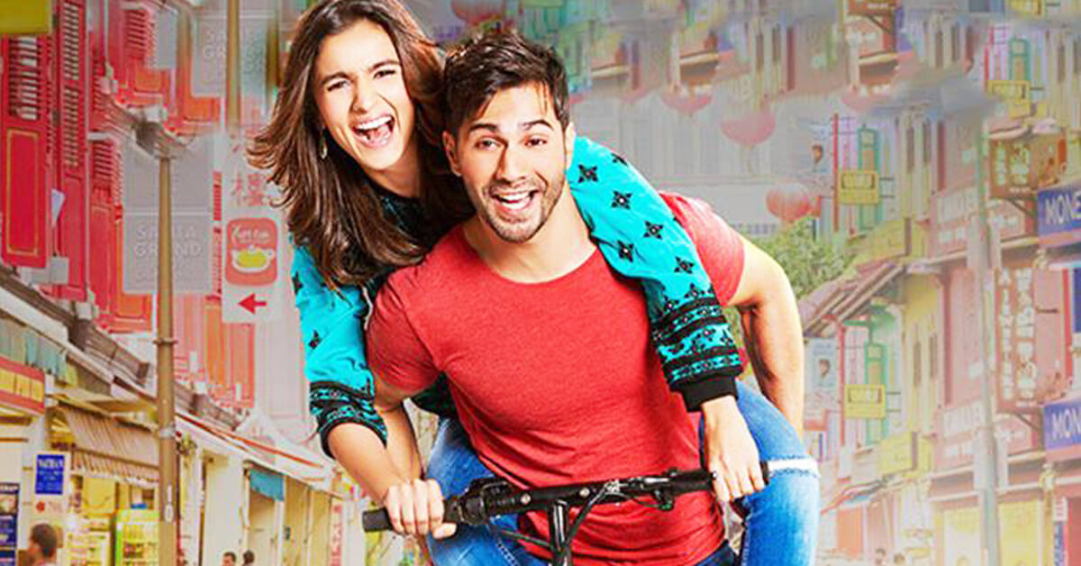 Badrinath Ki Dulhania is a modern movie
