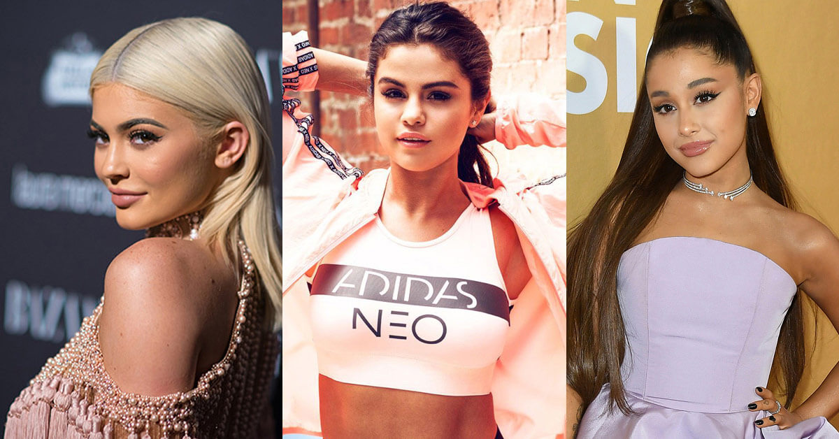 Instagram-Queens-Ariana-Grande,-Selena-Gomez-&-Kylie-Jenner-Lost-Followers