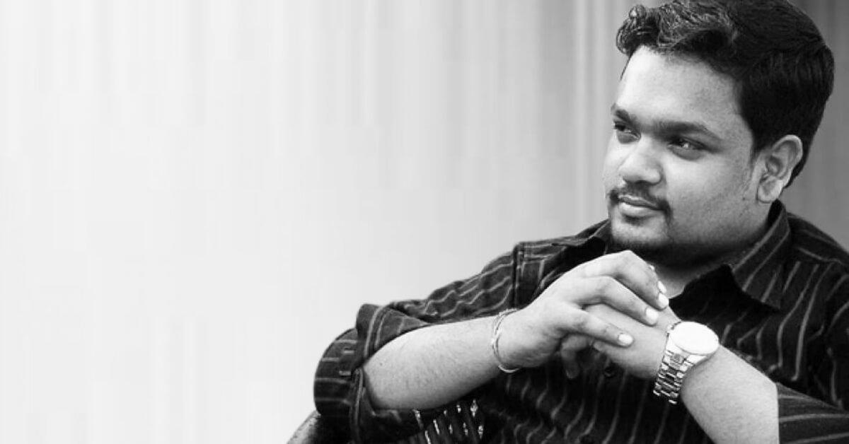Sandeep Sharma - The Author of The Stalker - Laffaz