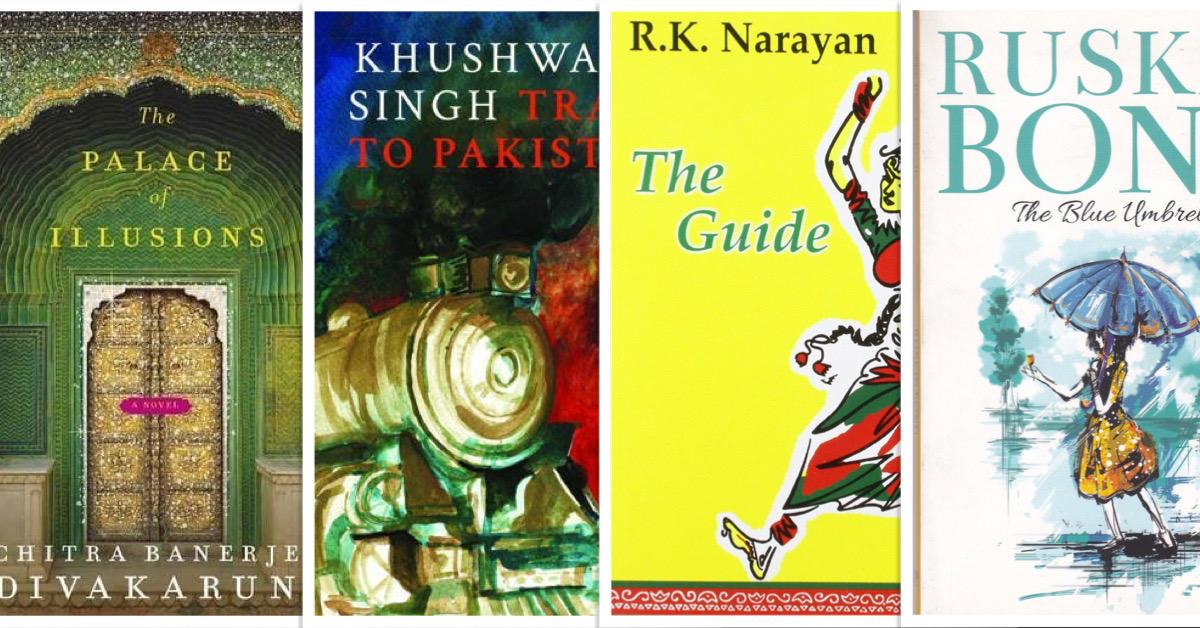Best Books by Indian Authors you must read