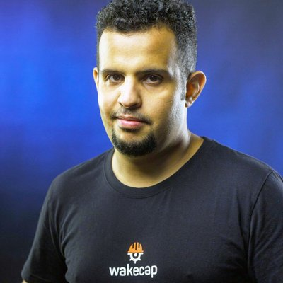 Hassan Alabawi - CEO Co-founder WakeCap