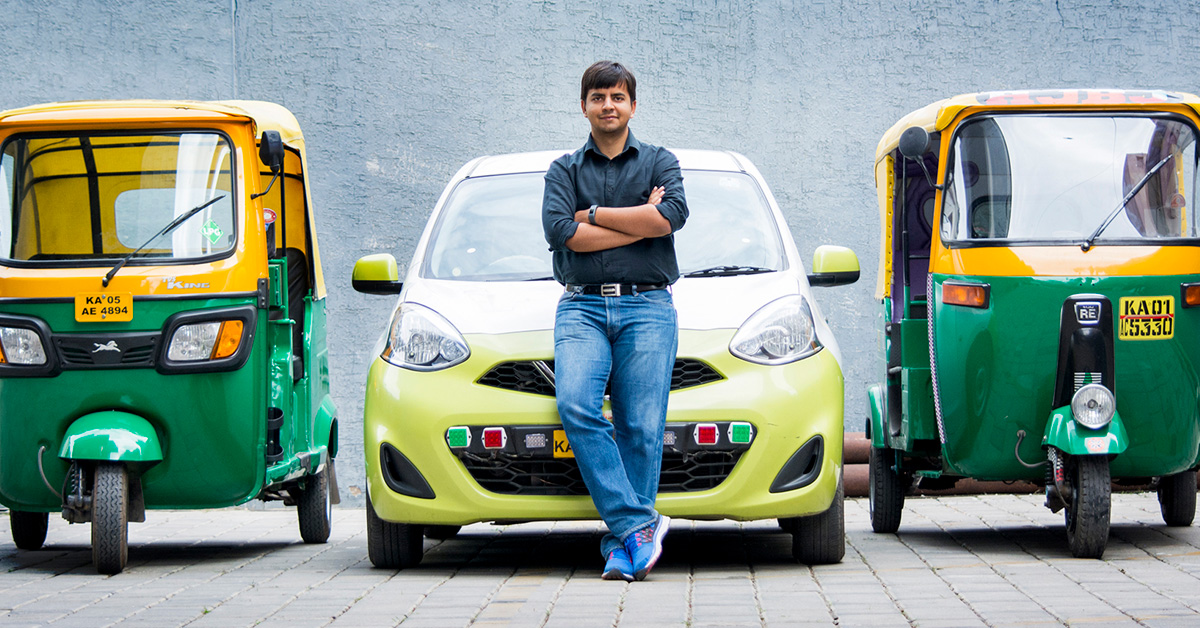 Dubai's Jabbar Invests in Indian ride-hailing Unicorn Ola