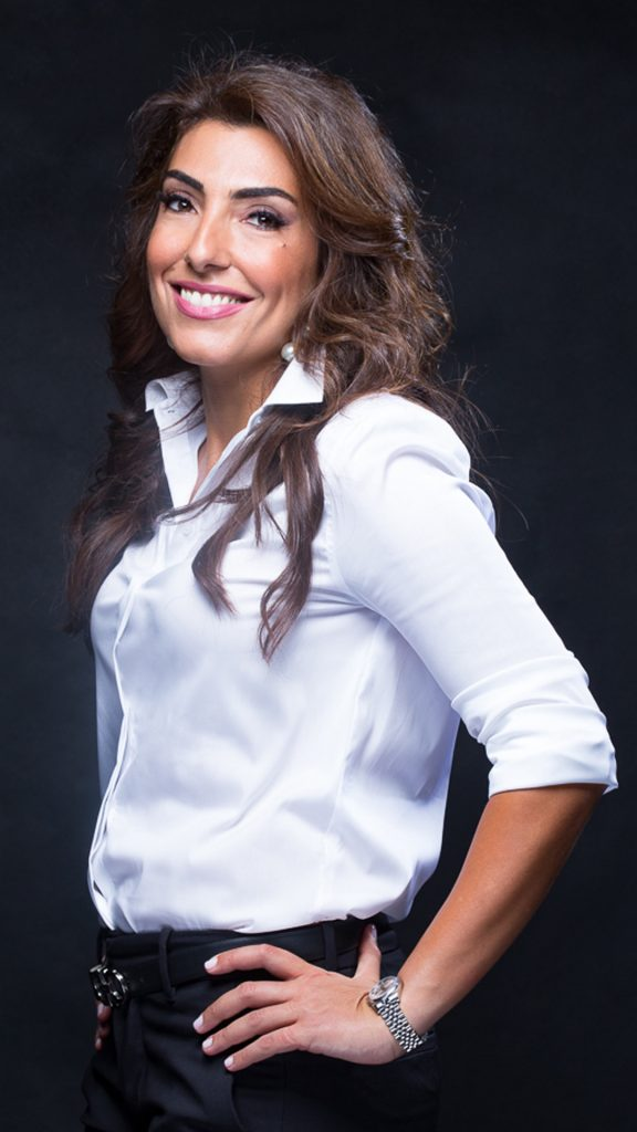 Helen Al Uzaizi - CEO, BizWorld UAE; Founder, Future Entrepreneurs