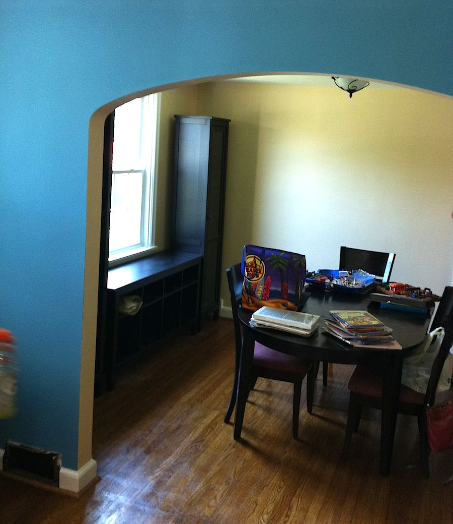 Dining Room Paint Projects | LaffCo. Painting on Room Painting id=28035