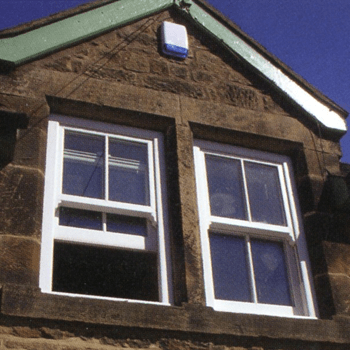 Vertical SLIDING SASH WINDOWS PVCu