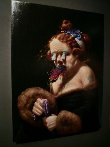 """Born bad"" de Rex Van Minnen © Lovely Rita"