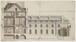 Jean-Michel Chevotet, Hôtel du Maine, Ecole nationale supérieure des beaux-arts