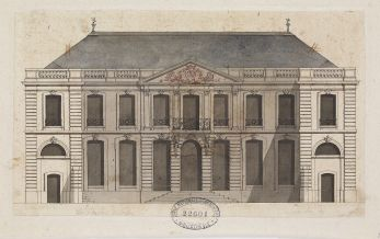Pierre-Charles Prévotel, Hôtel de Noirmoutiers, Ecole nationale supérieure des beaux-arts