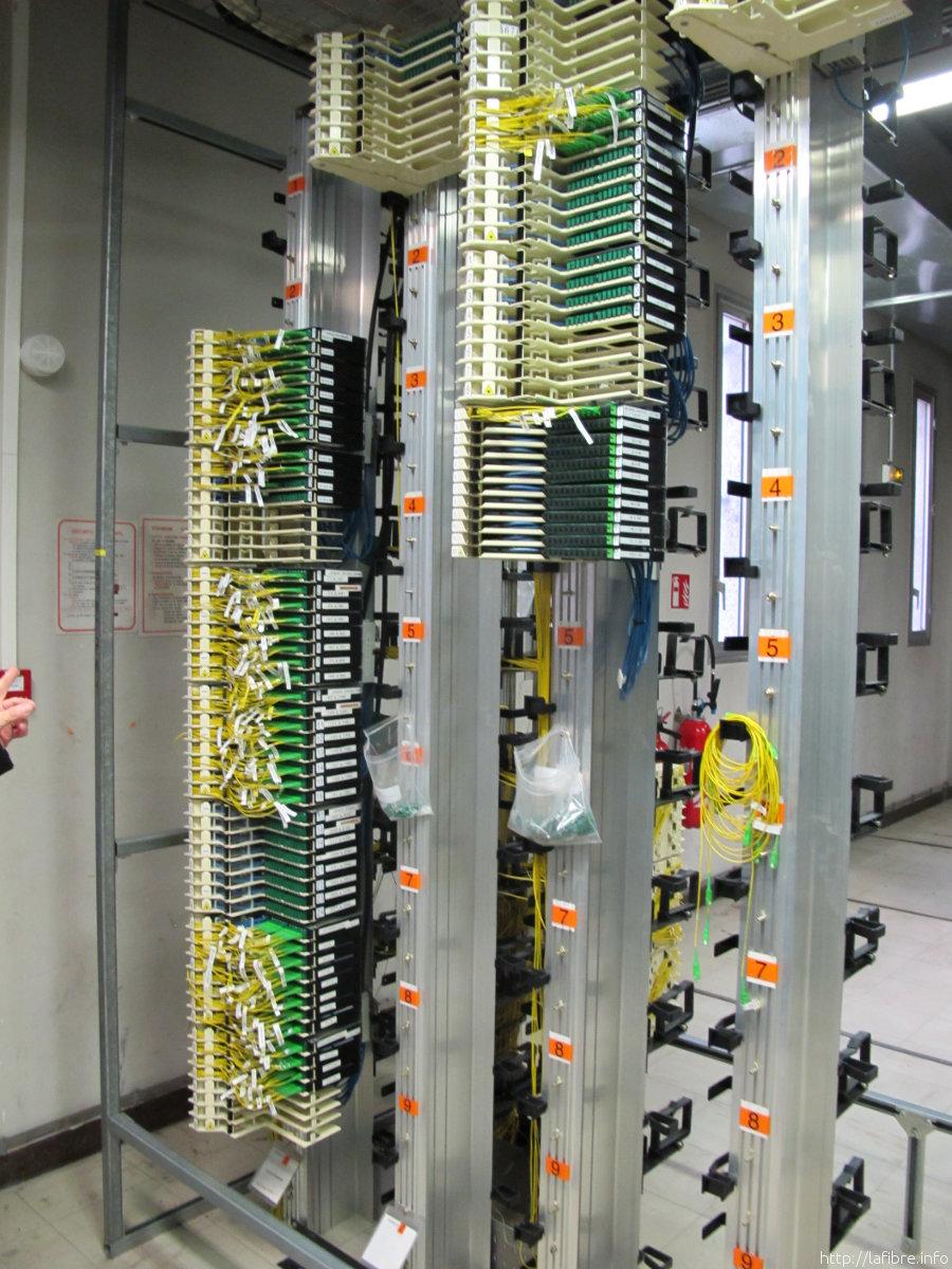 Fibre 1 10Gbps Paris