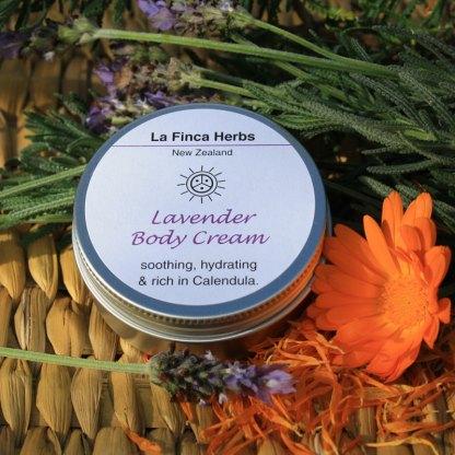New Product | Lavender Body Cream photo