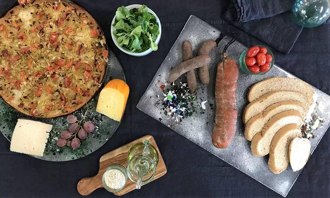 Invierno Gourmet Mallorca Glass