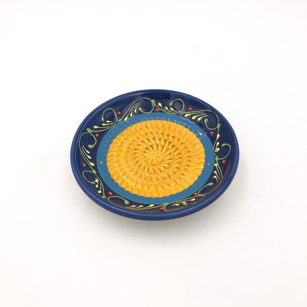 rasca ajos azulamarillo - Garlic Grater Mustard