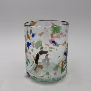 glass vaso terrazzo lafiore - Glass Terrazzo