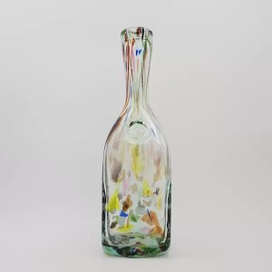 bottle terrazzo botella lafiore.com  - Flasche Glas Terrazzo Y