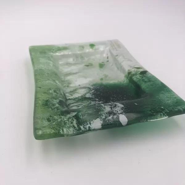 green fusing plato lafiore - Teller Fusion Verdos