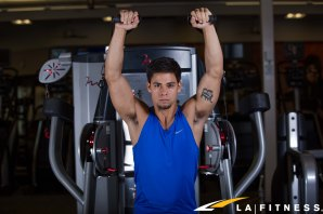how to exercise at LA Fitness-6