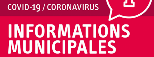Informations communales Covid-19