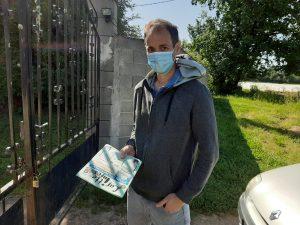 Les masques de la commune...