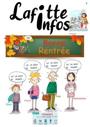 Lafitte-Infos 09/2020