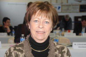 Maryse Vulliamy est décédée.