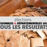 Résultats du 1er tour des élections régionales et départementales