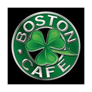 Logo Boston Café