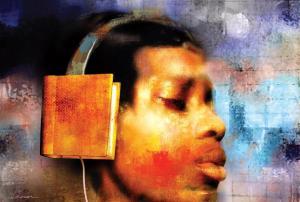 Audiobooks illustration