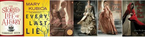 Fiction Staff Picks for September