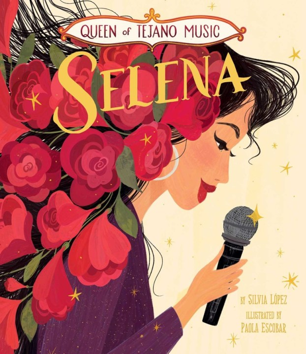 Queen of Tejano Music- Selena by Silvia López