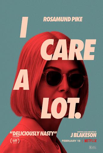 I Care A Lot, Netflix