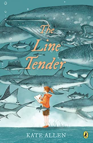"""""""The Line Tender"""" by Kate Allen"""