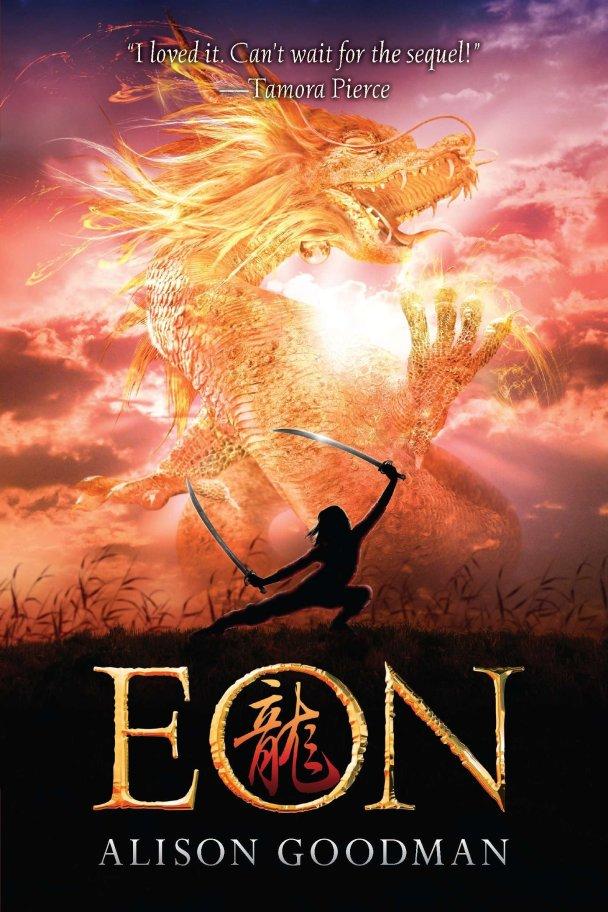 """""""Eon"""" by Alison Goodman"""