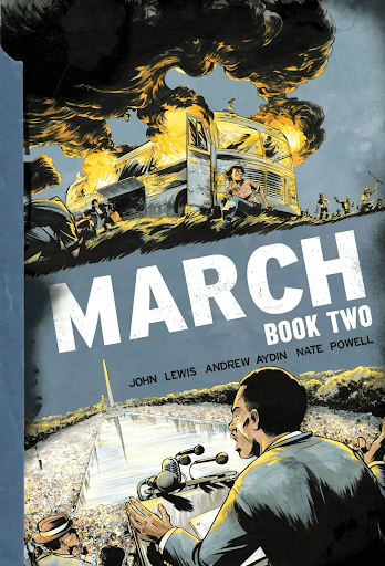 """""""March: Book Two"""" by John Lewis"""