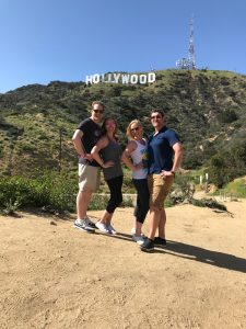 Best Way to the Top of the Hollywood Sign
