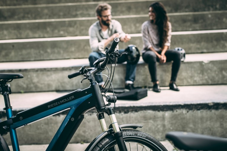 Riese & Muller Supercharger Electric Bike Review | Fly Rides Blog