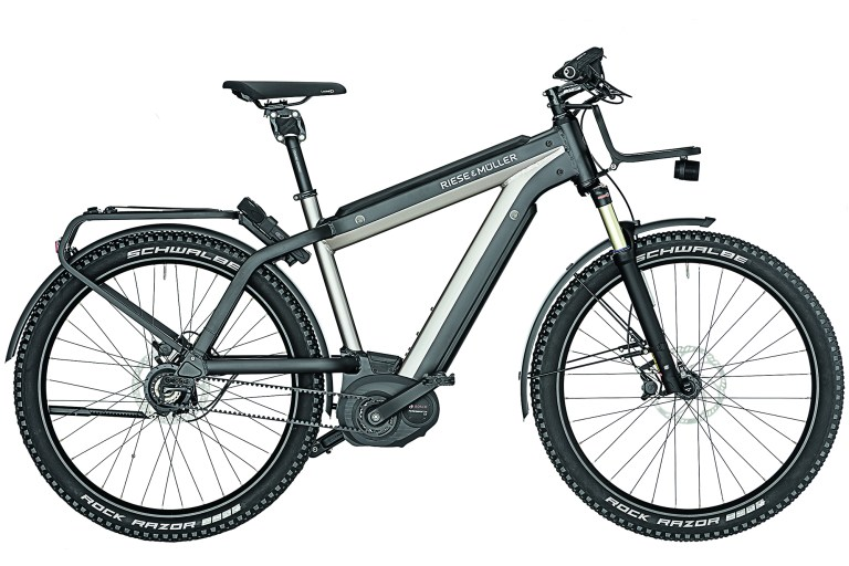 riese and muller supercharger electric bike review