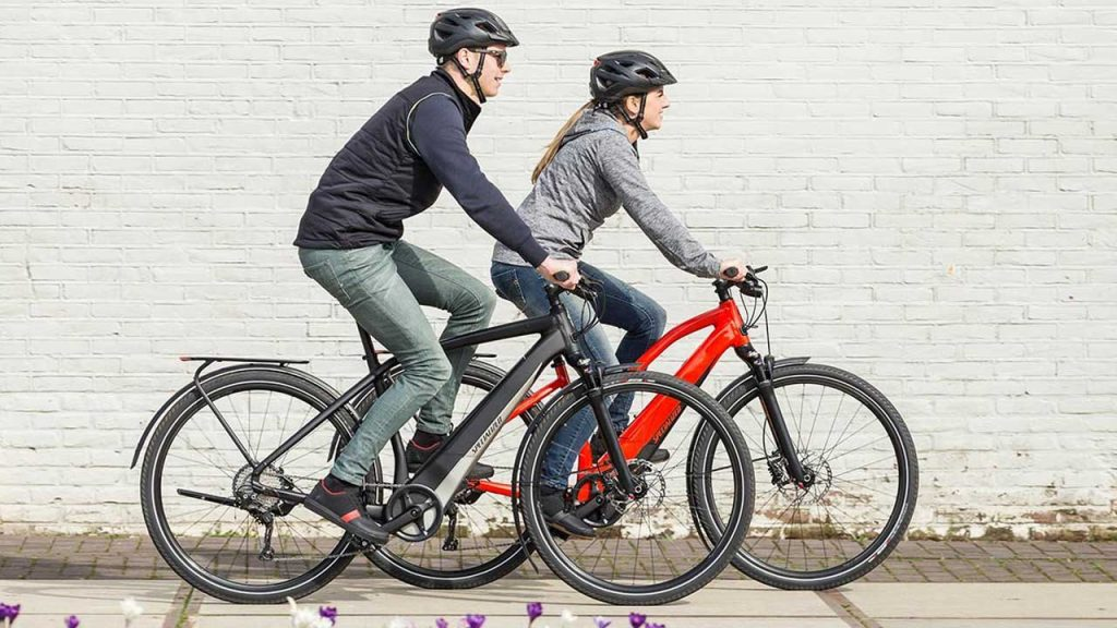 Specialized Vado electric bike rental